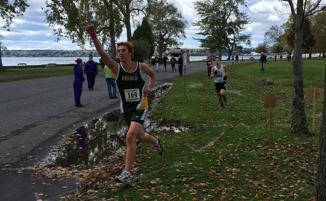 Men's Cross Country Competes at CCOC Championships