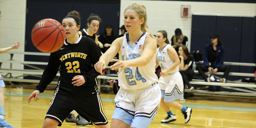 Framingham State Races to 79-32 Victory over Women's Hoops