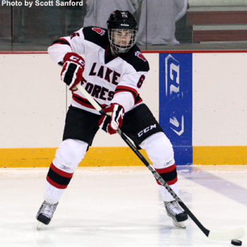 Foresters Win at Concordia Wisconsin, Seize Fourth Place in NCHA Standings