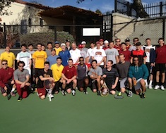 Stags Tennis Past and Present Unite at Annual Ducey Cup Match