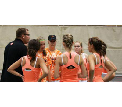 Review: Young Women's Tennis squad makes strong statement in 2010-11 season