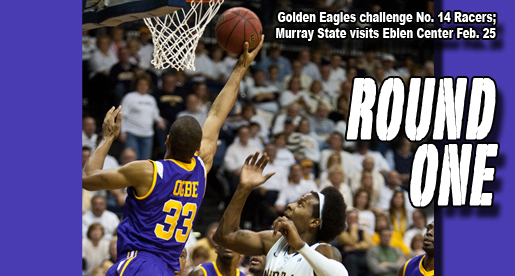 Huge effort by Golden Eagles not quite enough to halt No. 14 Racers