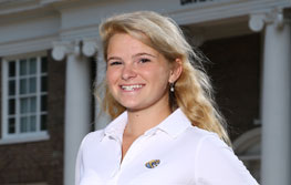 Cobra Spotlight- Taylor Gaskins, Women's Golf