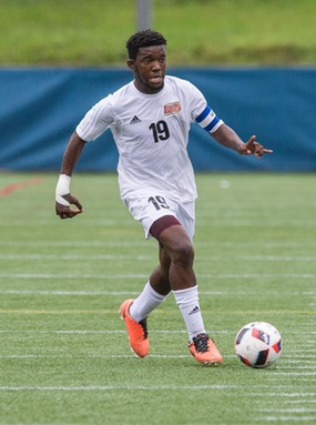 Firebird Spotlight - Chris Moke, Men's Soccer