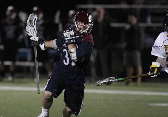 Men's Lacrosse Maintains Mastery of UMB
