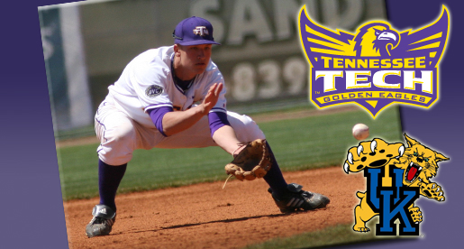 Baseball heads to Lexington to match up against the UK Wildcats on Tuesday