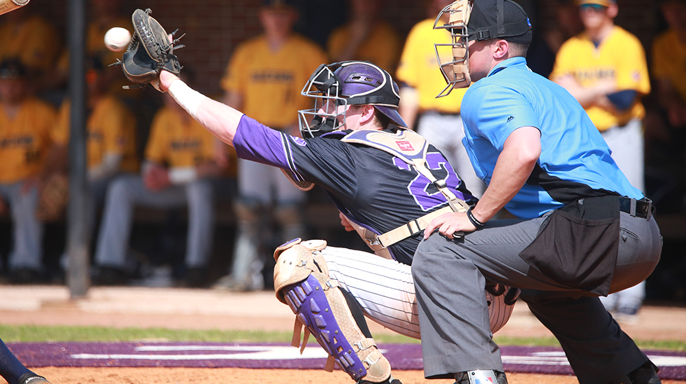 Tech baseball back in Cookeville this weekend to host Belmont