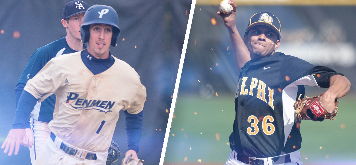 Adelphi and Southern New Hampshire Picked Atop NE10 Baseball Coaches' Poll