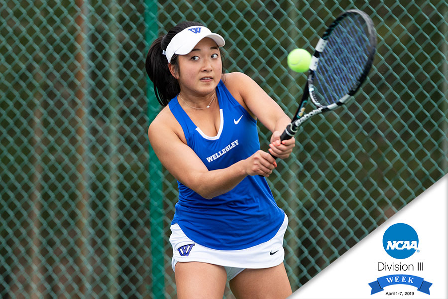 Libby Chang and partner Selina Peng dropped a tough 8-7 (8-6) final at No. 2 doubles (Frank Poulin).