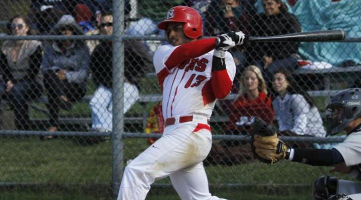 Baseball Notches Two Wins in Home Opener, Sweeps Emerson