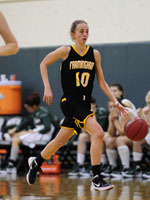 Women's Basketball Edged by Bridgewater State 64-61