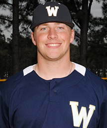 Nate Gardner, N.C. Wesleyan, Pitcher of the Week