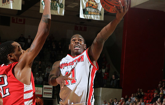 Men's Basketball Opens Horizon League Play at UIC Wednesday