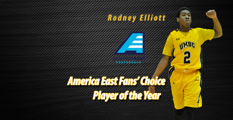 Rodney Elliott Selected as AE Fans' Choice Player of the Year