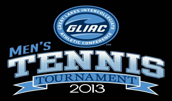 Men's Tennis Opens GLIAC Tourney As Third Seed On Friday