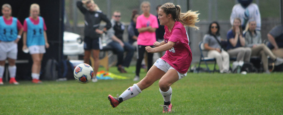 Roger Williams Edges Women's Soccer 1-0