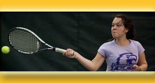 Both Golden Eagle tennis teams upended by USC Upstate, 4-2