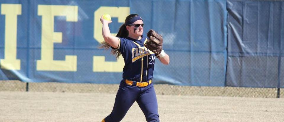 Softball Ties Single-Season Wins Mark in Split with Ohio Christian