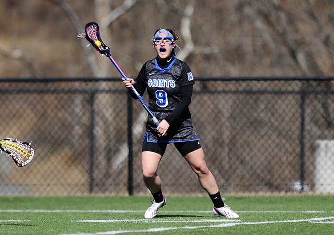 Women's Lacrosse Defeats Former CAC Foe in Overtime