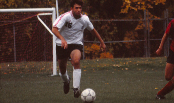 Shirzadi To Be Inducted Into New England Soccer Hall Of Fame