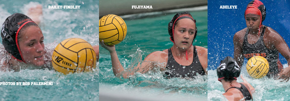 OXY'S FUJIYAMA, ADELEYE AND BAILEY-FINDLEY NAMED ALL-SCIAC
