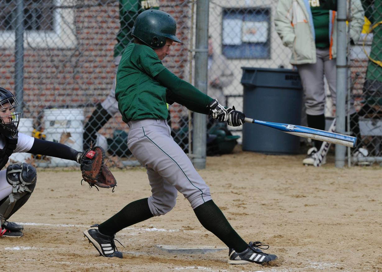 Fitchburg State Splits With New England College
