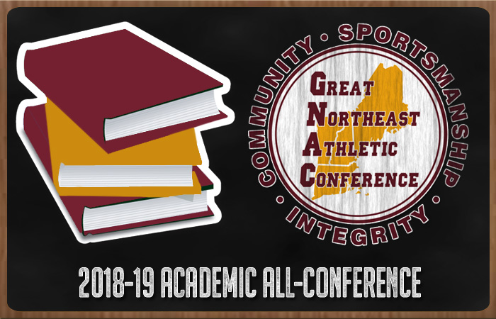 GNAC Announces 2018-19 Academic All-Conference Team