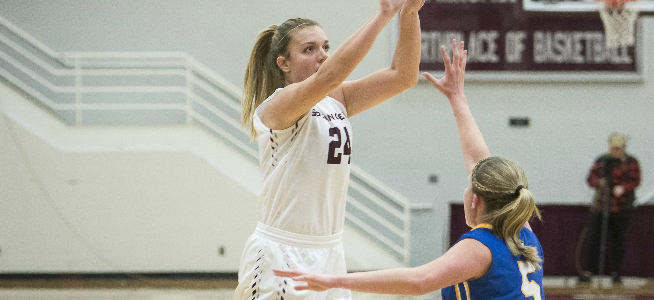 Defense Shines as Women's Basketball Defeats Westfield State, 70-60