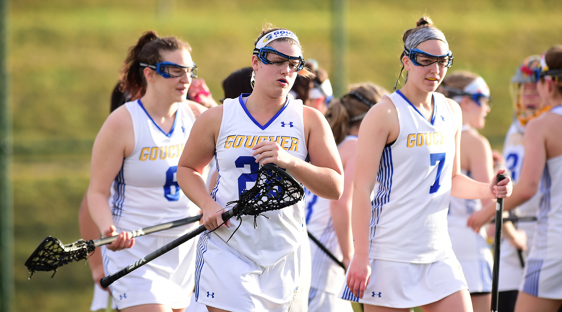 Women's Lacrosse Falls in Home Landmark Conference Opener to Elizabethtown
