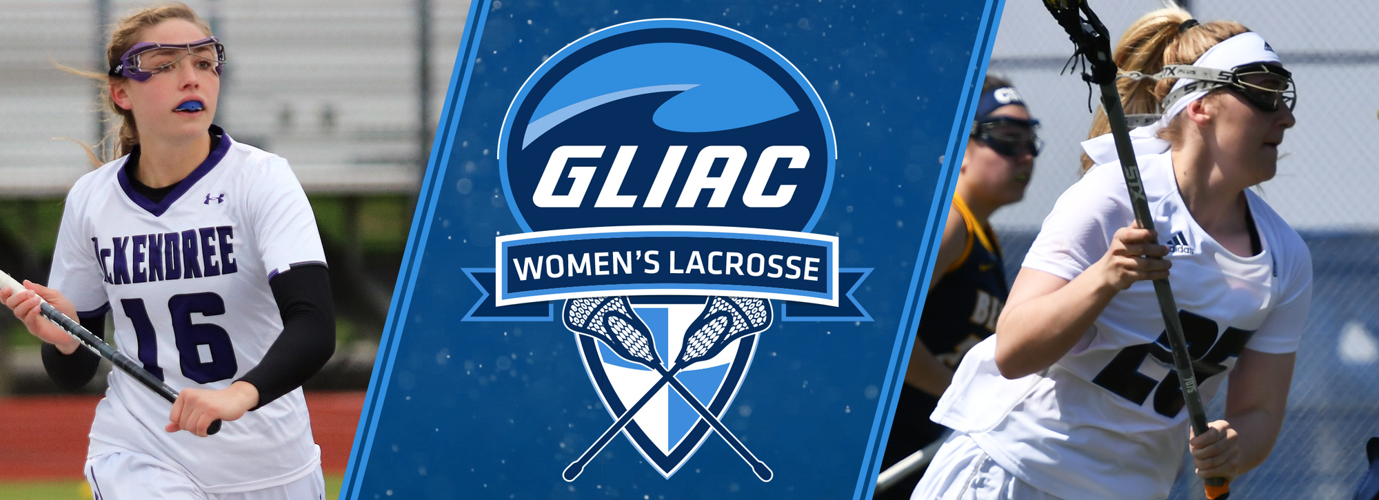 McKendree's Nelson and GVSU's Shisler are lacrosse players of the week