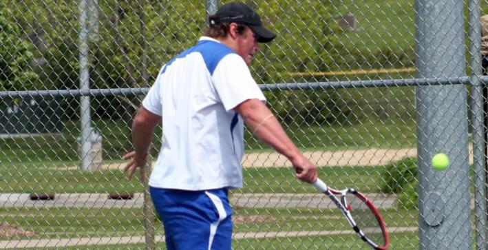 Men's Tennis repeats as NAC regular season champions
