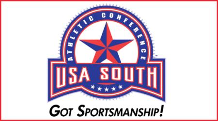 USA South announces fall team Sportsmanship Awards