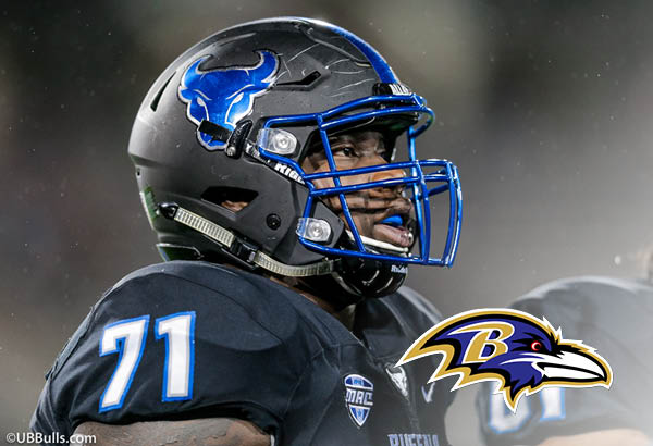 Joseph Signs Free Agent Contract with the Baltimore Ravens