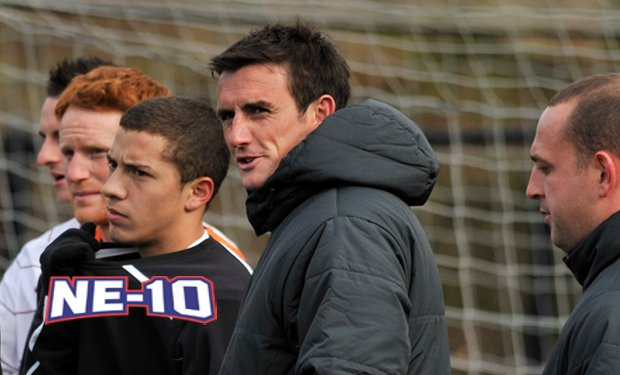 Craig Stewart Resigns as Franklin Pierce Men's Soccer Coach