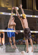 Rogers Wins MVP and Defensive Player of the Year AVP Honors