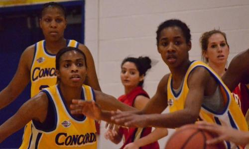 Concordia Downed by Caldwell for Second Time, 65-52