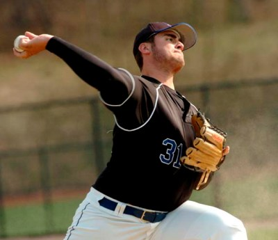 Yohe Authors 2-Hitter as Bentley Blanks St. Michael's, 4-0