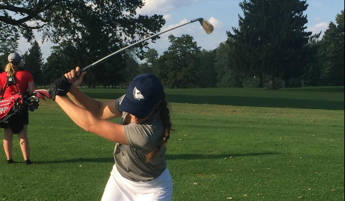 Westminster Golf Competes in MacMurray Invitational