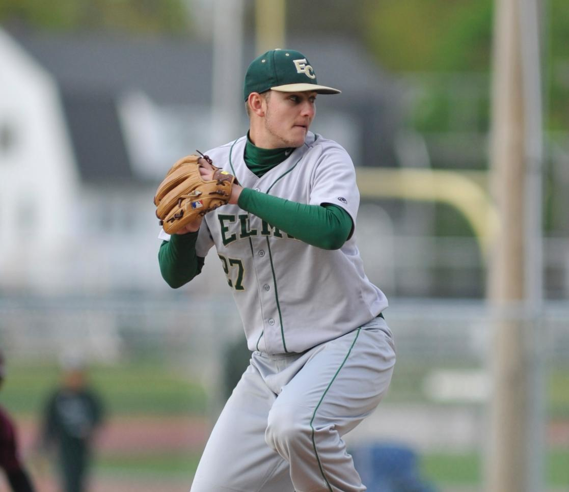 Two-Run Second Inning Lifts Baseball Past Fitchburg State University, 3-0