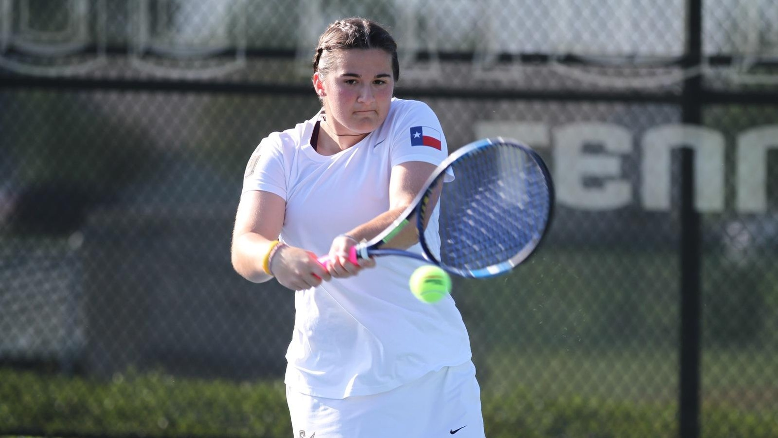 Women's tennis tripped up by Trinity on Friday, 8-1