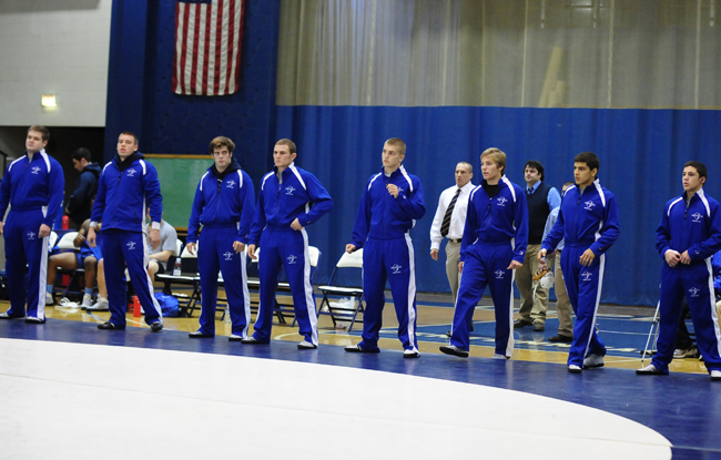 F&M Set to Host Blue & White Wrestle Off