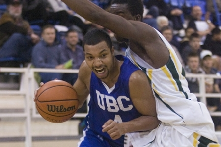 Exhibition: NCAA's Golden Gophers to face UBC Thunderbirds at War Gym