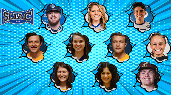 SLIAC Players of the Week - March 25