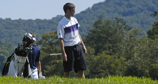 Golden Eagle golfers play at TSU's Big Blue Intercollegiate
