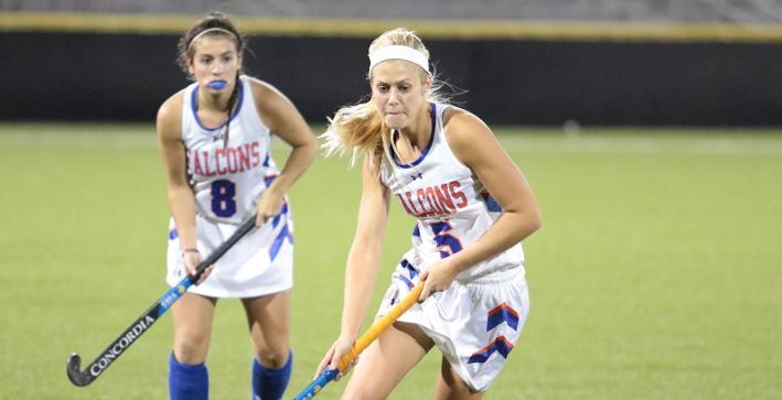 Decision to play Field Hockey paying dividends for Falcons' Scholz