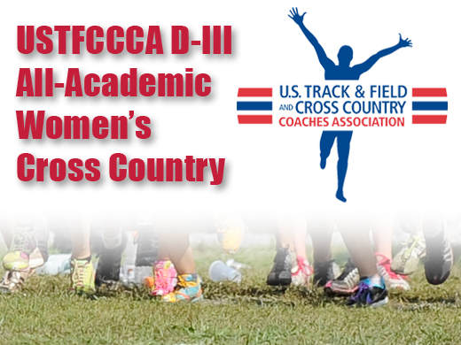 Women's cross country merits all-academic status