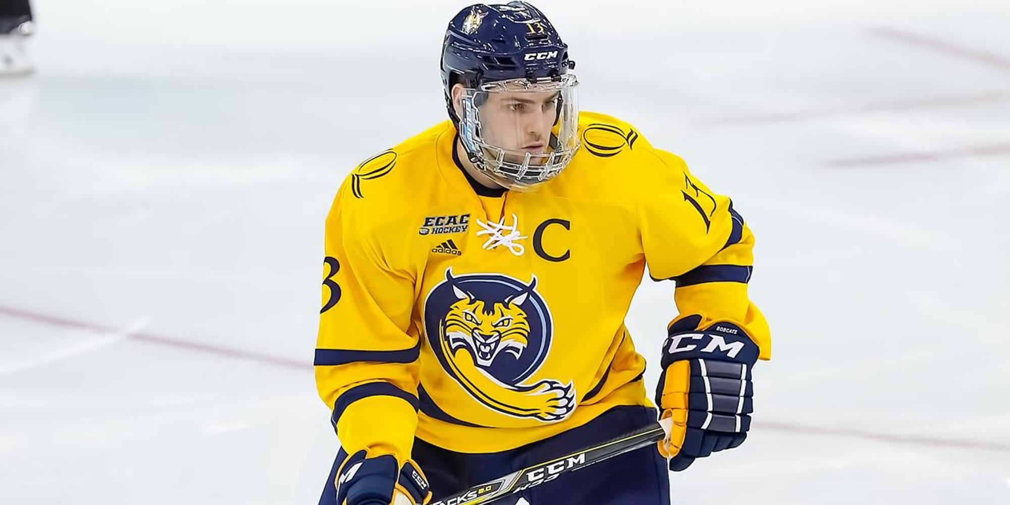 Quinnipiac Skates To Tie At Harvard