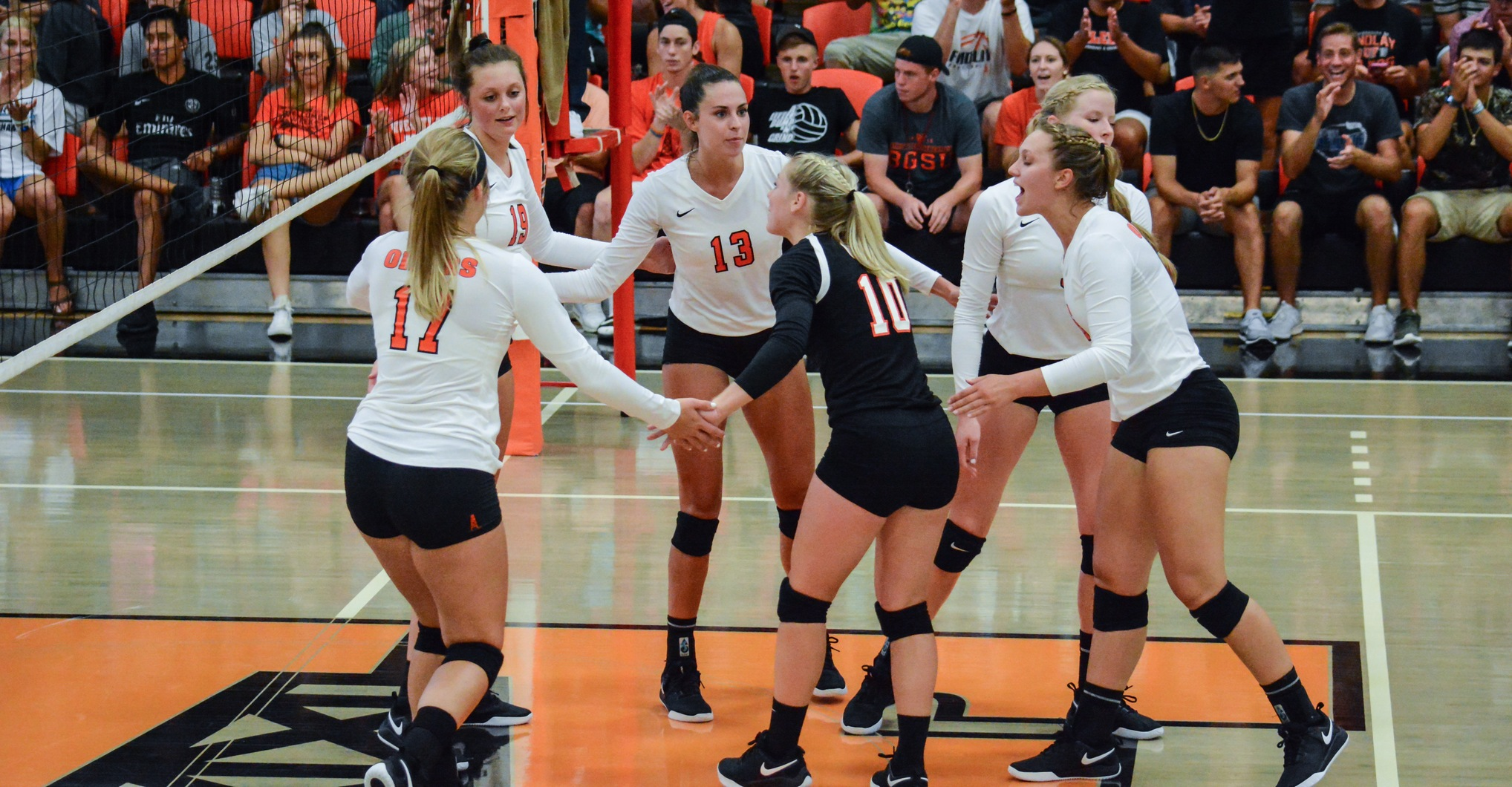 Oilers Stun Division I Kent State in Exhibition Contest