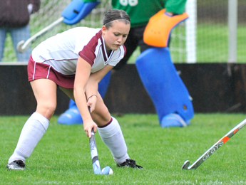 Bay Path Falls in the Opening Round of the Betty Richey Field Hockey Tourney