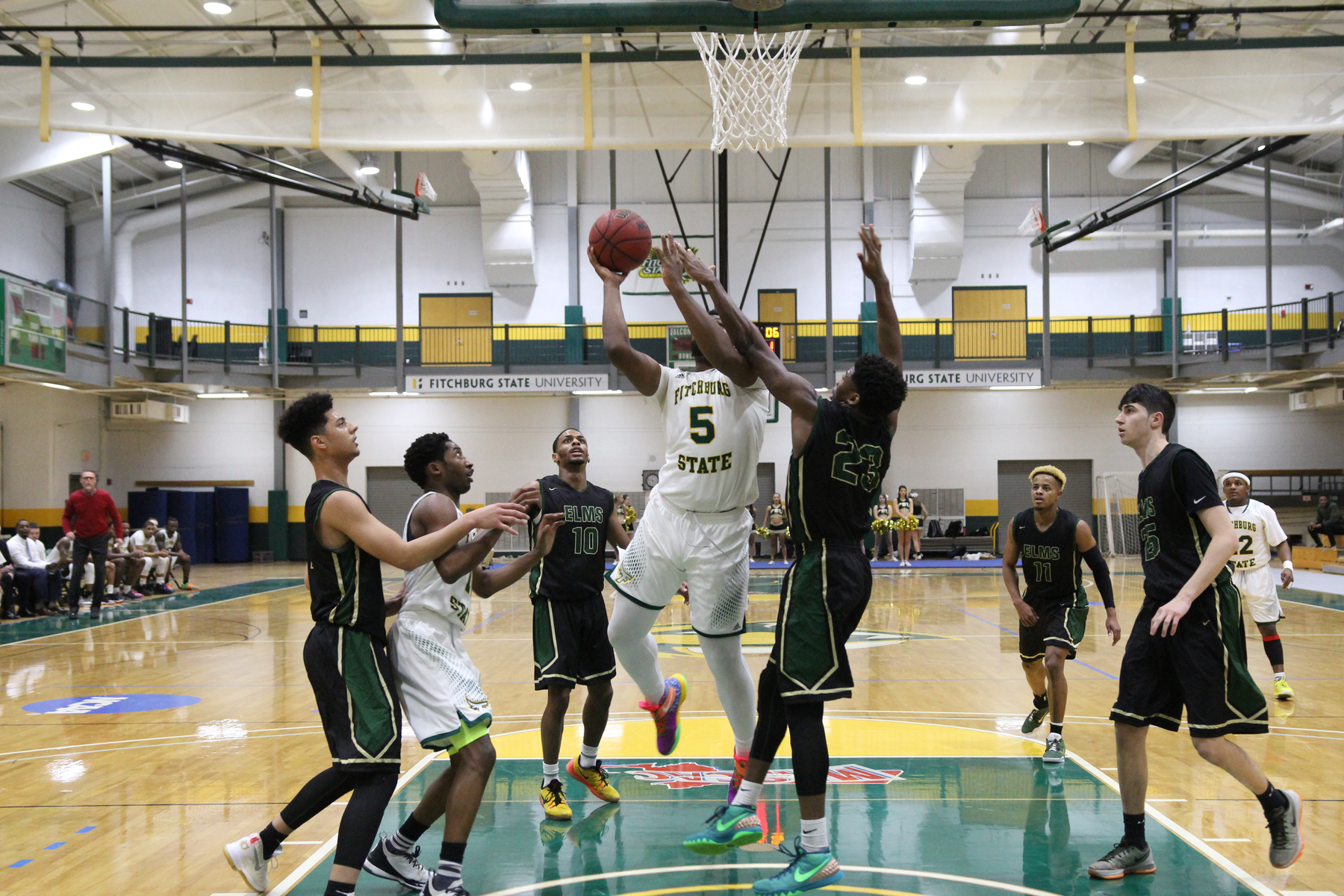 Fitchburg State Defeated By Keene State, 91-77